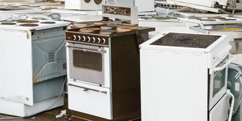 Old Appliance Disposal in Charlotte, North Carolina
